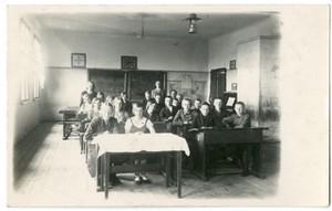 Kalna skolas skolēni